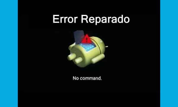 Cómo reparar ningún error de comando en el modo de recuperación en Android