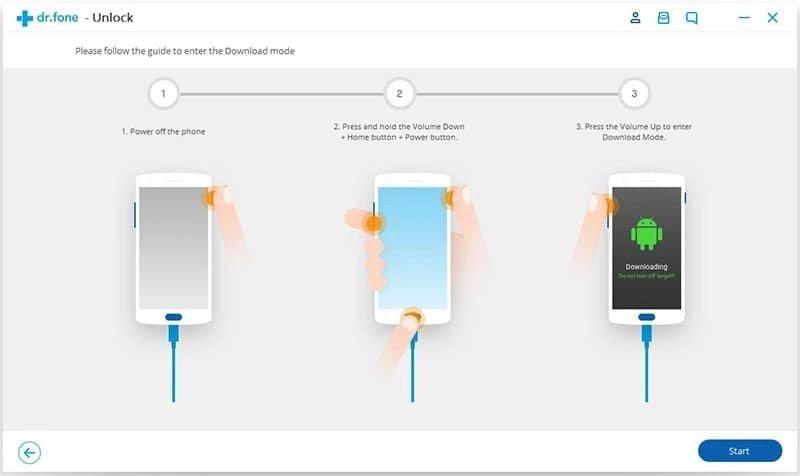 Android Desbloqueo Paso 4